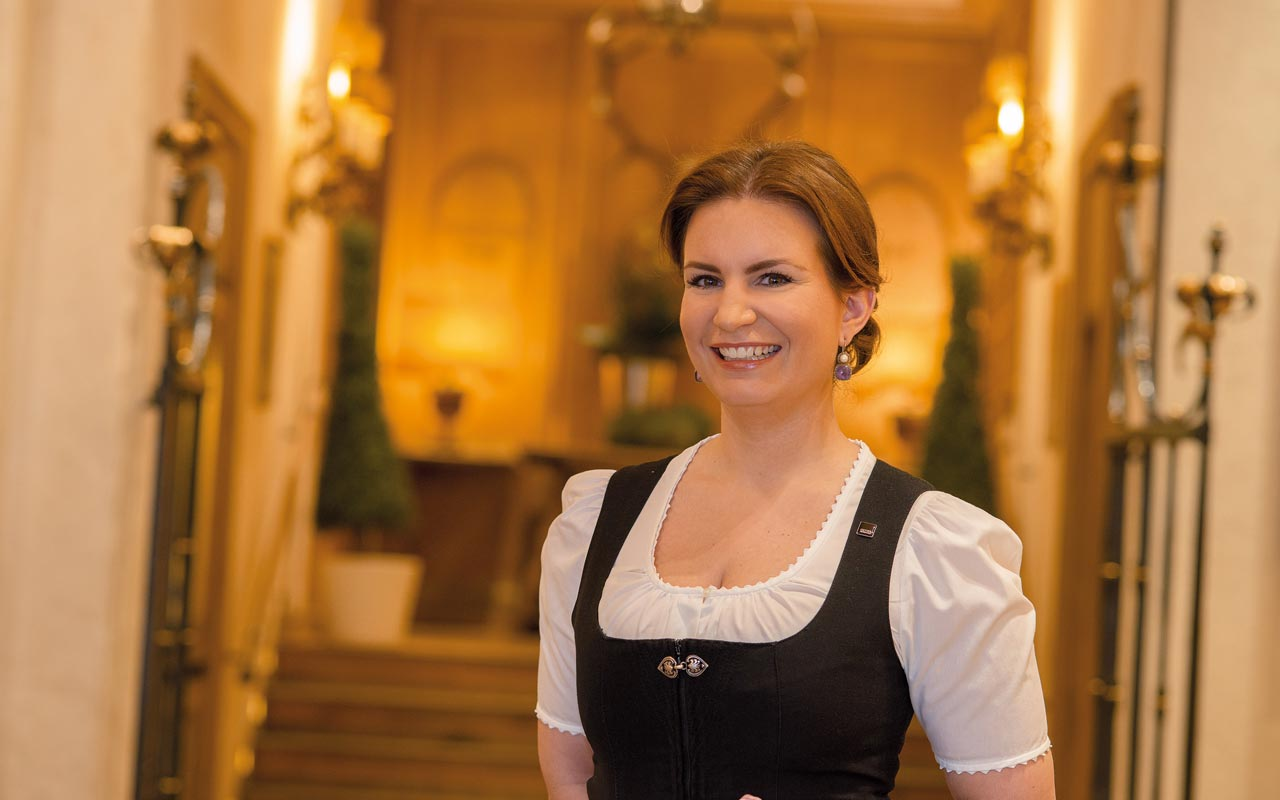 Hotel Excelsior - Front Office Manager Victoria Wagenheimer