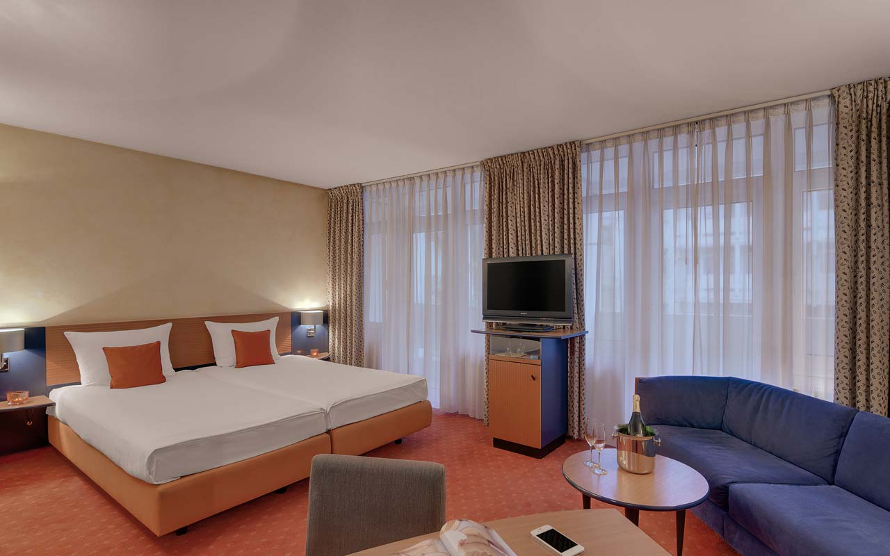 Cosmopolitan Hotel - Junior suite