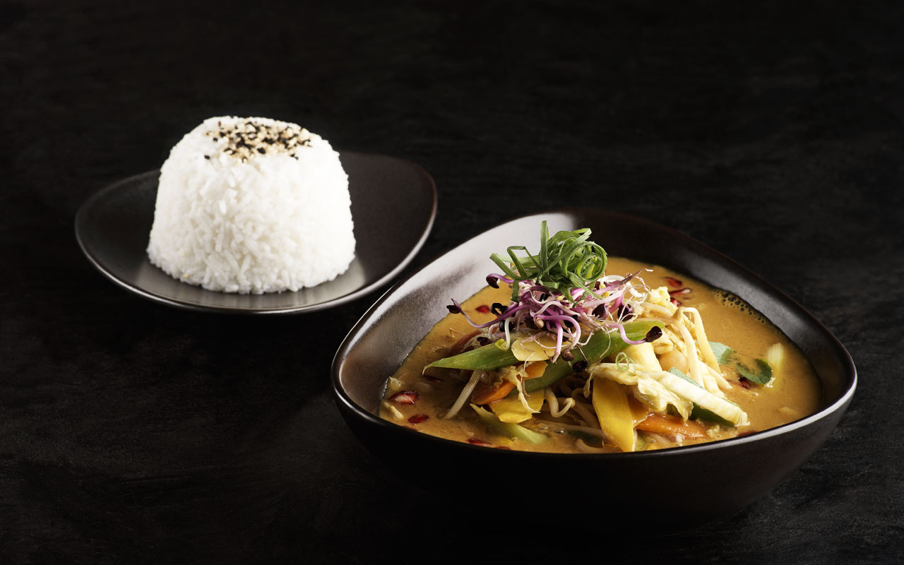 anna restaurant - Thaicurry